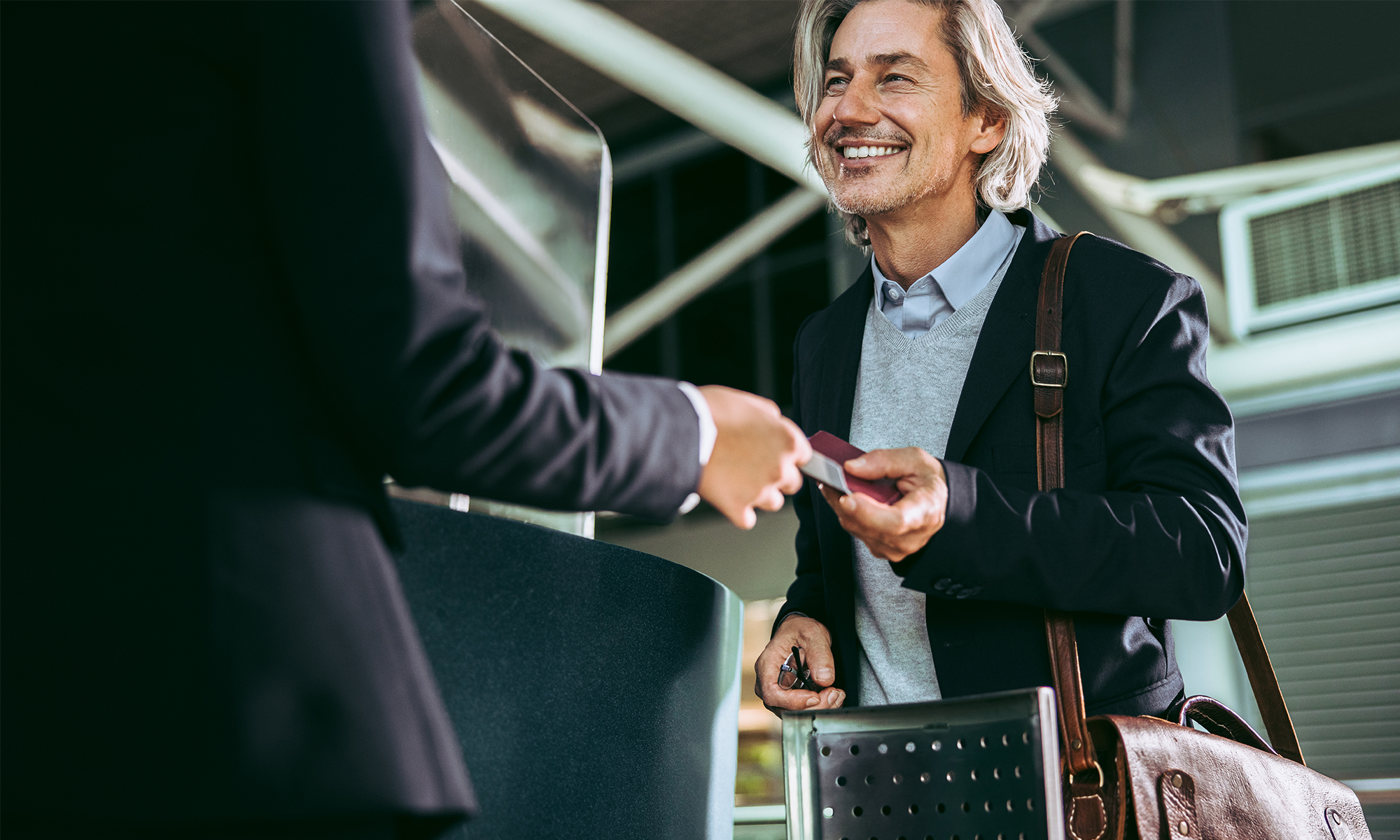 Perfecting Airline Customer Service on the Fly, Without Winging It