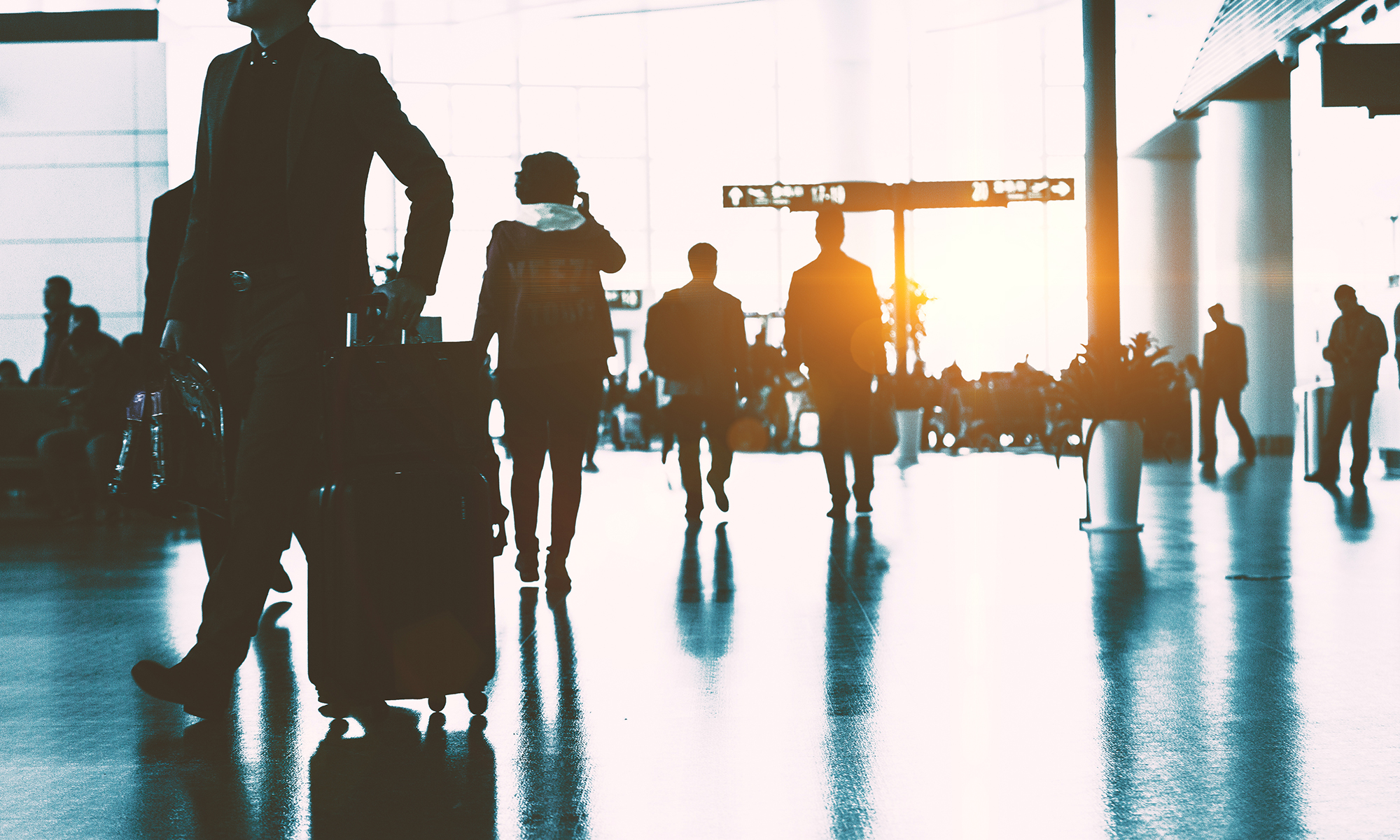 How airlines and hotels can arrive ahead of time