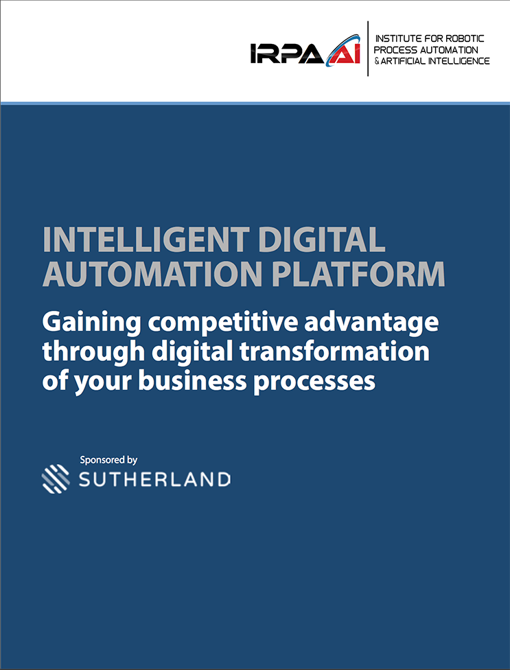 Gaining Competitive Advantage Digital Transformation