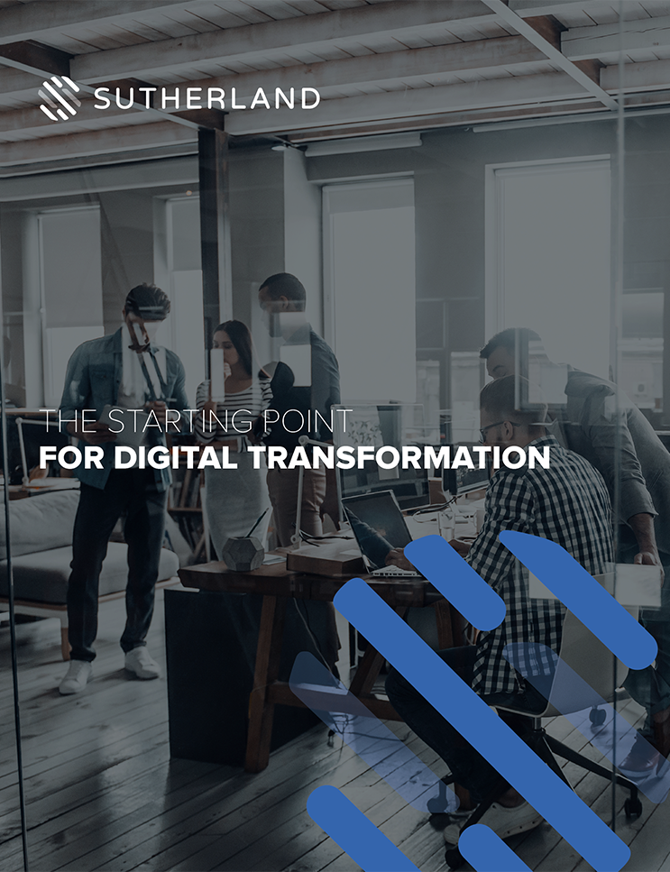 The Starting Point for Digital Transformation