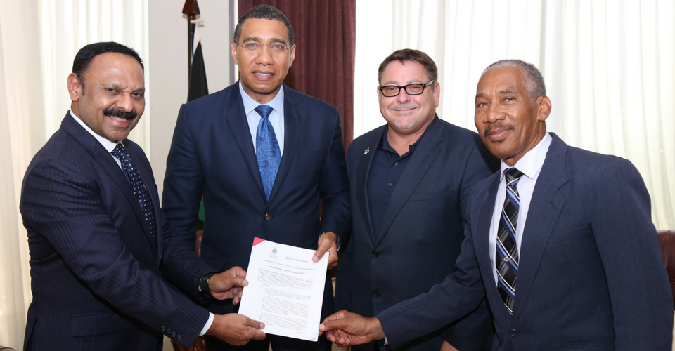 Sutherland Expands Partnership with University of West Indies to Build National Workforce