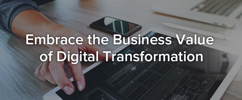 Business Guide to Digital Transformation