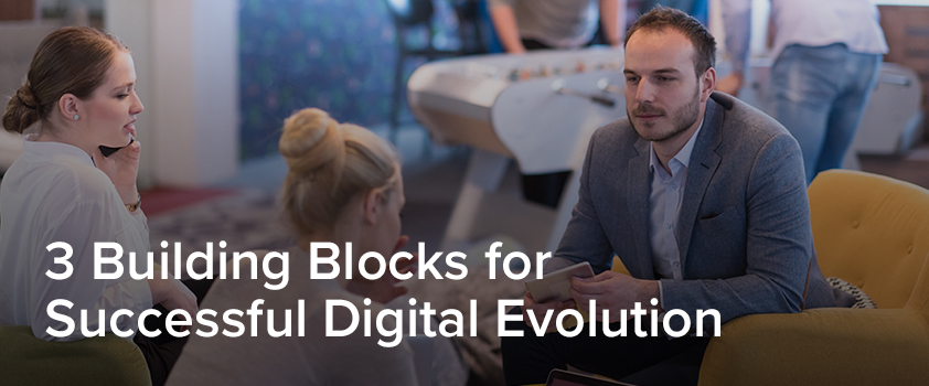 What Does Digital Transformation Mean for Business