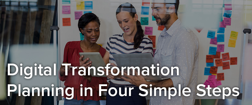 What Is a Digital Transformation Strategy