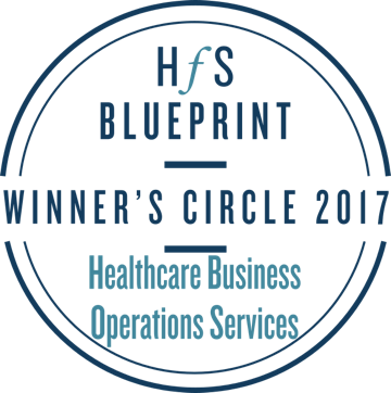 HfS names Sutherland healthcare to its winner circle in 2017 blueprint report for healthcare business operations